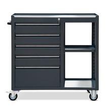 Steinbock® Werkzeugwagen, 2 Ablagefächer
