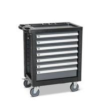 Steinbock® Werkzeugwagen, mit 7 Schubladen