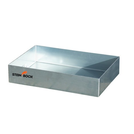 Steinbock® zásobník na paletu, vyrobený z ocele, galvanizovaný