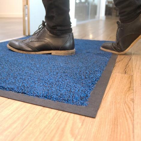 Støvkontrolmåtte lavet af nylon.