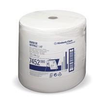 Stofdoeken WYPALL*L40, AIRFLEX* of mengsel celstof/latex, grote rol