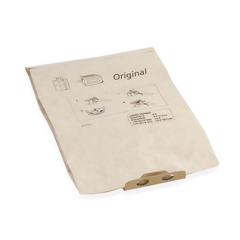 Stofzak voor professionele stofzuiger Nilfisk® VP300, set van 5 stuks