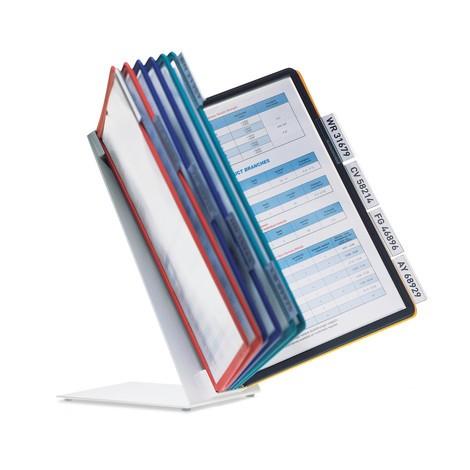 Stojak stołowy Vario® z panelami w zestawie