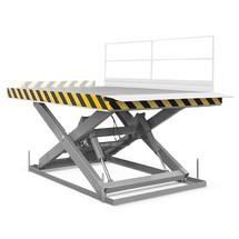 Stół podnośny do załadunku ERGO-LIFT do wózków z dyszlem
