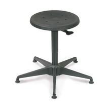 Stolička BASIC, PU sedadlo