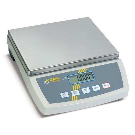 Stolní váha sdisplejem LCD