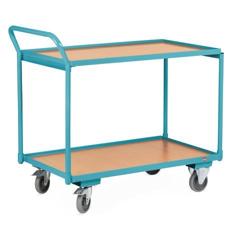 Stolový vozík Ameise®, s vysokou rukoväťou