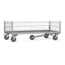 Stopový válec TPE pro vybírání vozík fetra®