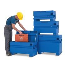 Storage crate, premium storage container