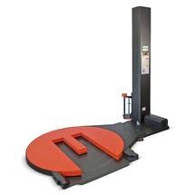 Stretchmaschine HSD VOLTA-T+ mit integrierter Waage