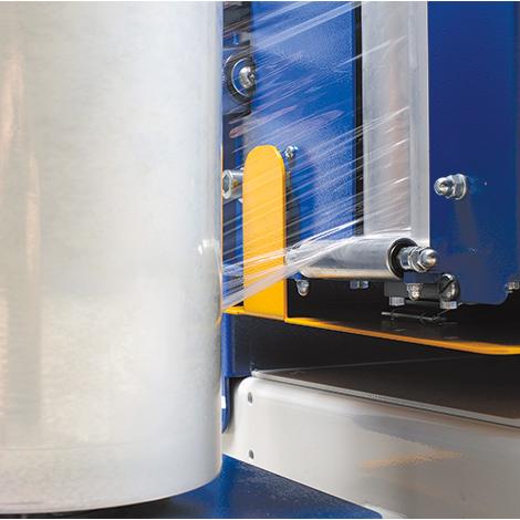 Stringvorrichtung für Folien-Stretchmaschine Superstretch II