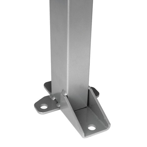 Stützen für Trennwandsysteme TROAX