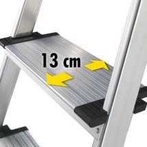 Stufen-Stehleiter Hailo ComfortLine