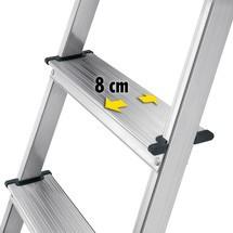 Stufen-Stehleiter Hailo StandardLine