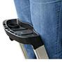 Stufen-Stehleiter KRAUSE ®. Einseitig besteigbar
