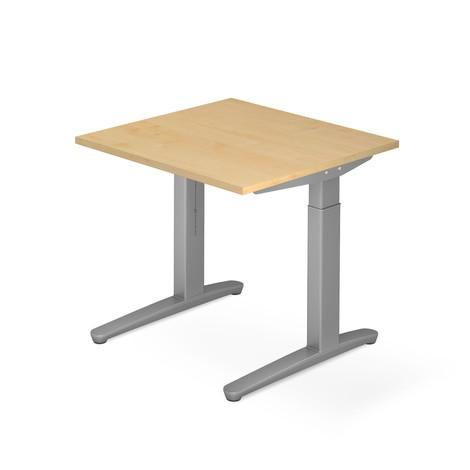 Stůl, C noha konstrukční výška itelná