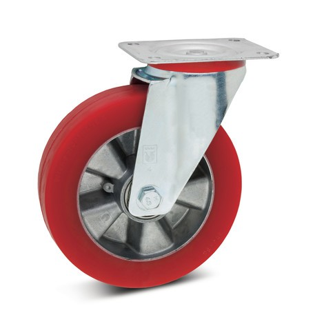 Stuurwiel Wicke® van soft-polyurethaan. Capaciteit 200- 300 kg