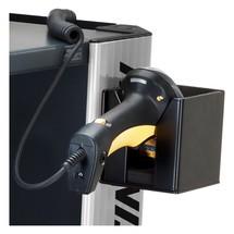 Suporte de scanner para mesa de trabalho móvel Jungheinrich