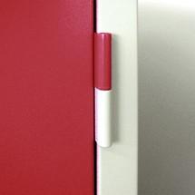 Supplément de prix ouverture de porte à 180° pour armoire à portes battantes PAVOY