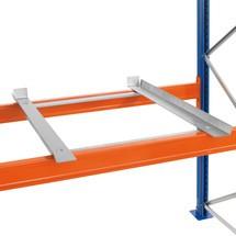 Supporto angolare per scaffalatura porta-pallet SCHULTE tipo S