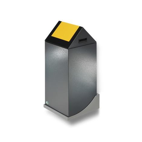 Supporto da parete per contenitore per materiali riciclabili VAR®