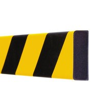 Surface guard, rectangular, self-adhesive