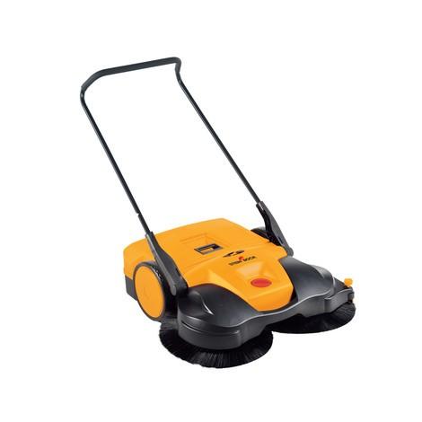 Sweeper, battery powered, turbo premium, Steinbock®