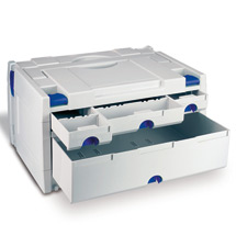 systainer®-Koffersystem Classic Line. Schubladen-systainer III