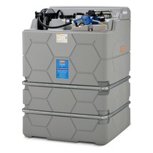 System zbiorników CEMO CUBE dla AdBlue®, Premium
