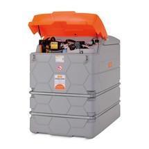 System zbiorników CEMO CUBE Outdoor Premium dla oleju napędowego