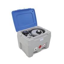 System zbiorników wykonany z PE
