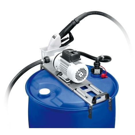 Système de pompe CEMO Cematic Bleu