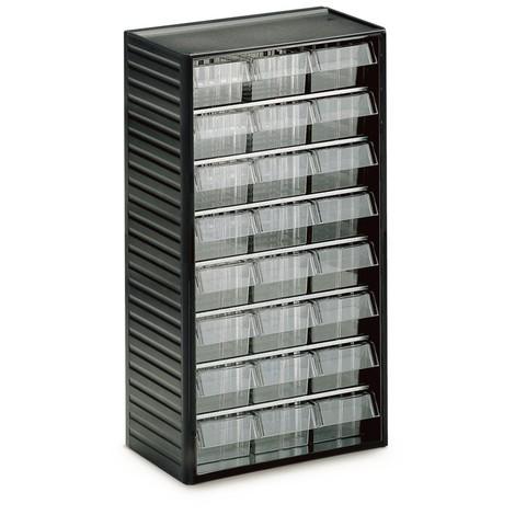 Système de rangement Premium pour petites pièces, hauteur 550 mm