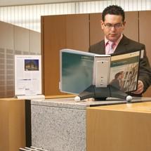 Systém prezentačních desek SHERPA®
