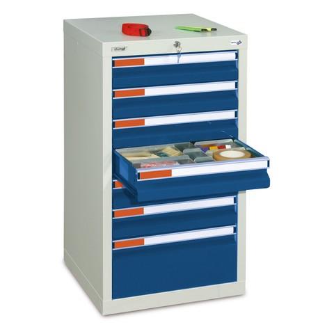 Szafa zszufladami stumpf® Premium, wysokość 900 mm
