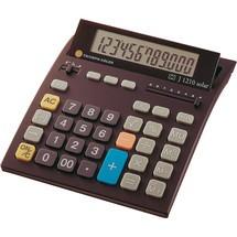 TA Tischrechner J 1210 solar Euro