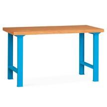Table d'établi, capacité de charge de 1000kg, HxlxP 840 x 1500 x 750mm