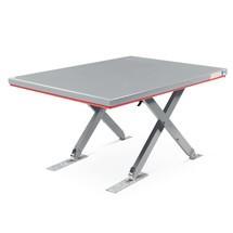 Table élévatrice à ciseaux FLEXLIFT, plate, fermée