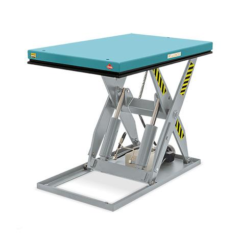 Table l vatrice ciseaux ameise capacit de charge for Table elevatrice a ciseaux