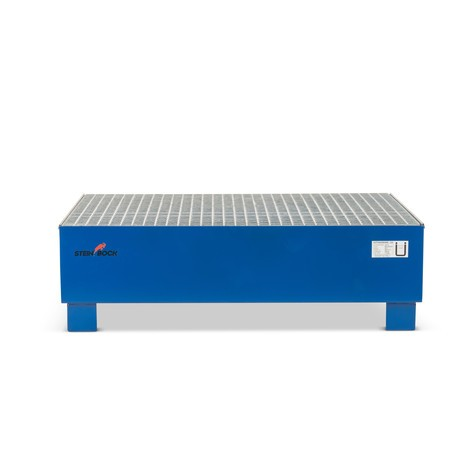 Tabuleiro de recolha Steinbock® para bidões de 200 litros, incl. grade