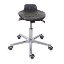 Taburet komfort, PU Seat