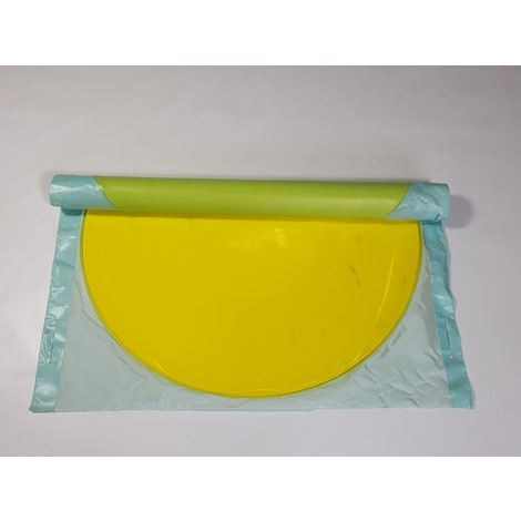 Tætningsmåtte, genanvendelig kloakbeskyttelse