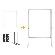 Tafel für Stellwandsystem 3 in 1. Magnetisches Whiteboard