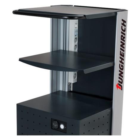 Tafelblad B500 voor mobiele werkplek Jungheinrich