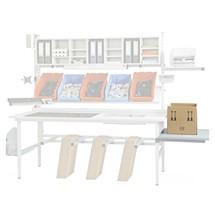 Tafelverlenging voor paktafel Classic en Multiplex