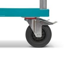 Tafelwagen Ameise®, met 2 etages, platform van kunststof