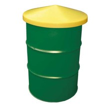 tapa de barril para barriles de 205 litros