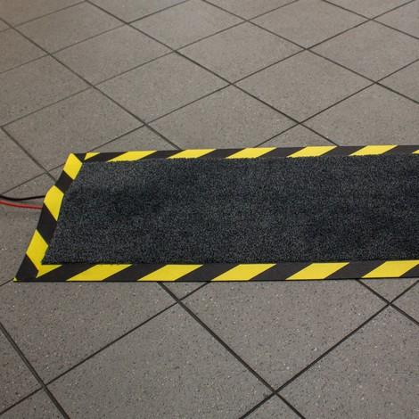 Tappetino di protezione per cavi in nylon