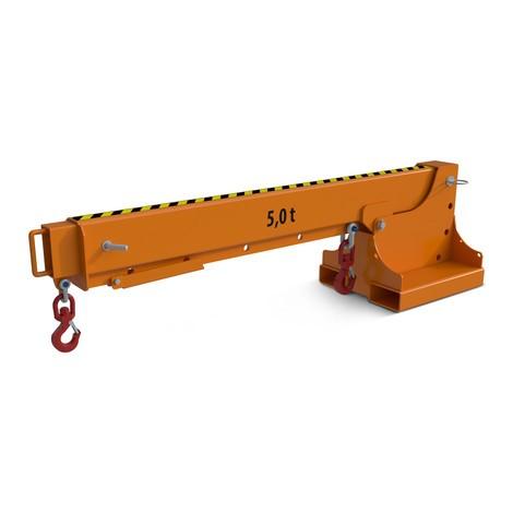 Telehandler model 1, reach up to 3,690 mm