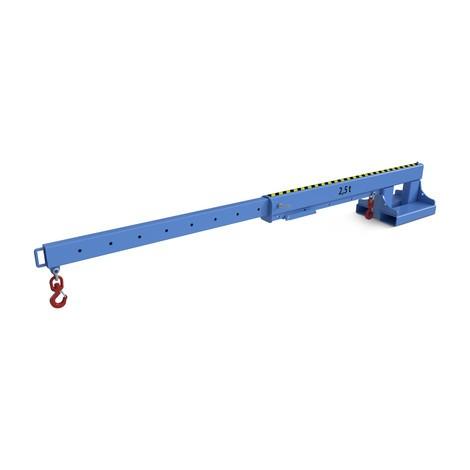 Telehandler model 2, reach up to 3,655 mm